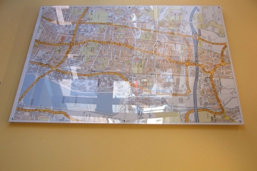 Acrylic-Non-Illuminated-Wall-Map-2