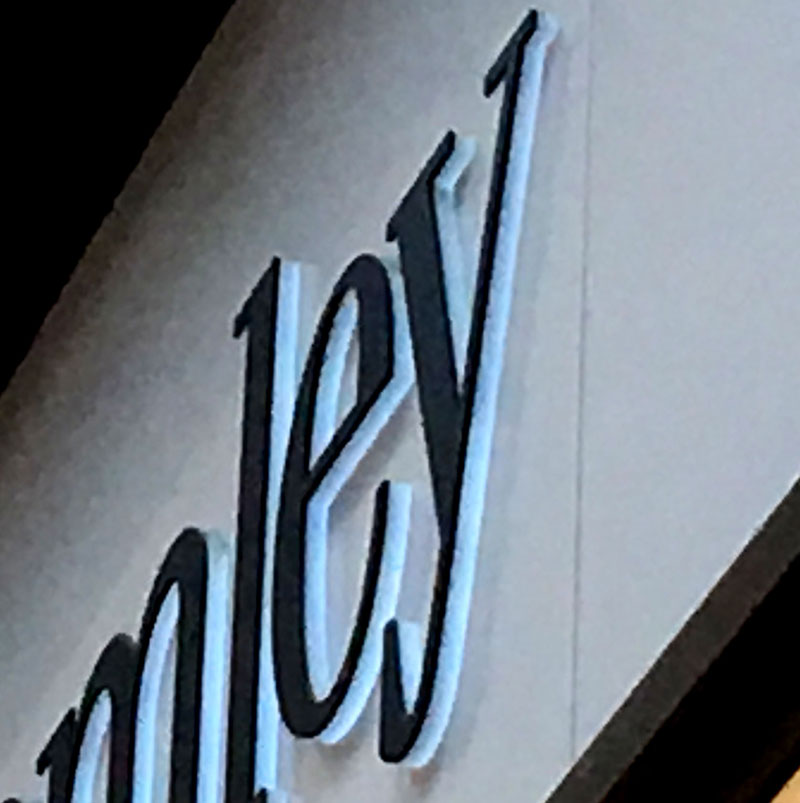 Illuminated Shop Signs Illuminated Signage Illuminated